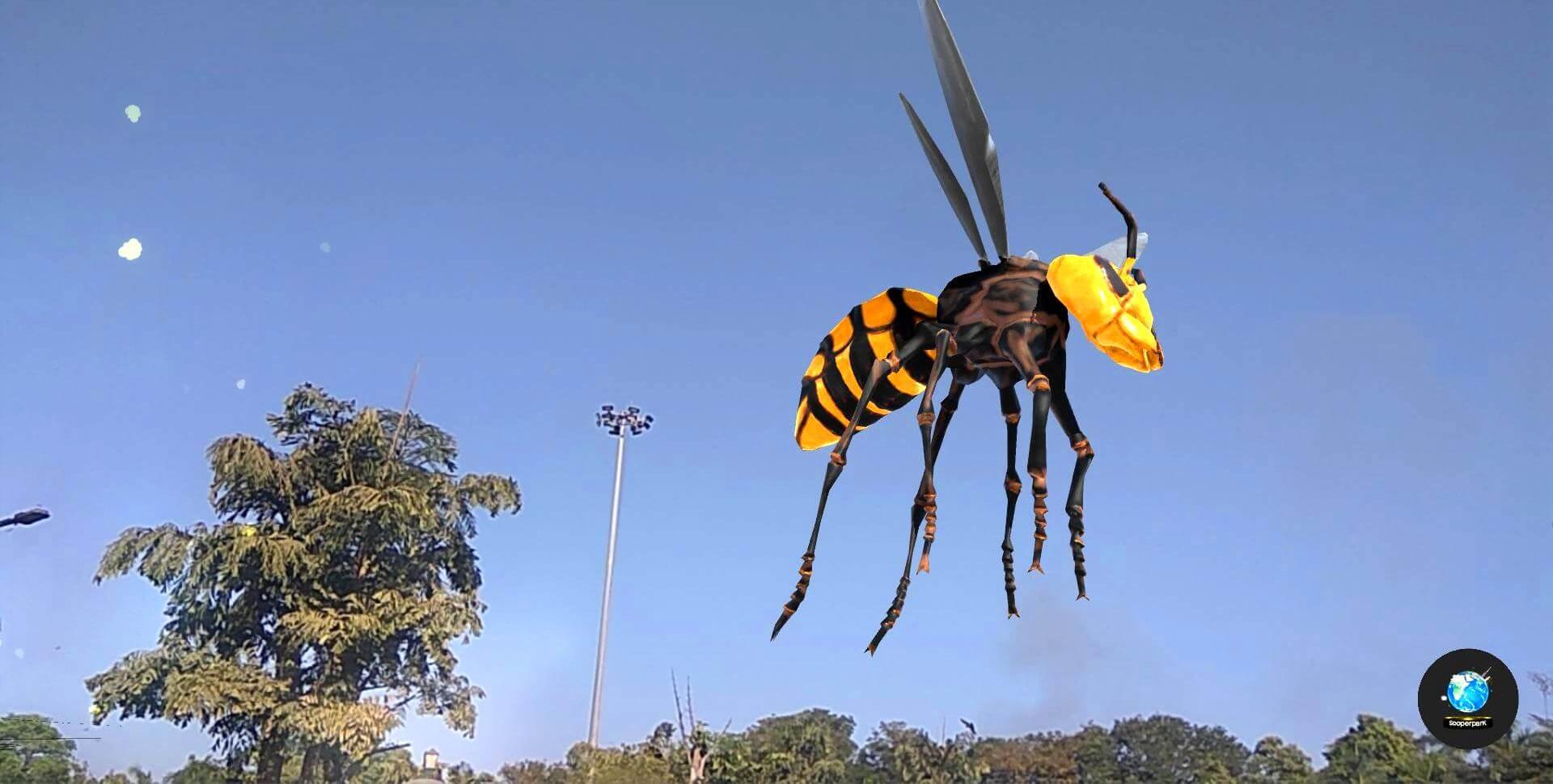 Giant Hornets